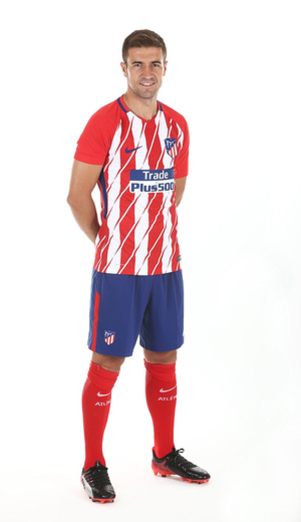 traje Atlético de Madrid nuevo
