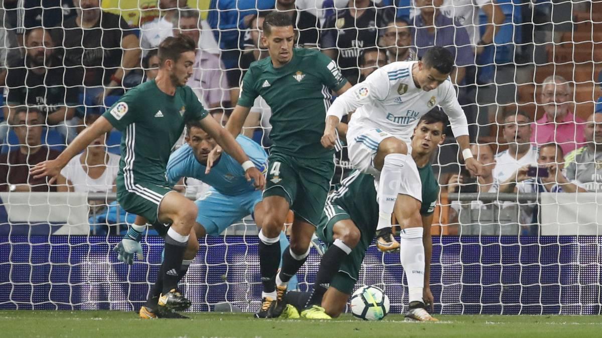 fc75585f6 Real Madrid 0-1 Betis: resumen, resultado y goles del partido - AS.com