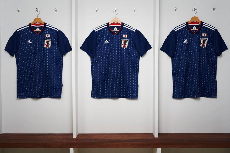 Más lejano oriental mientras  Mundial 2018: Adidas presenta las camisetas mundialistas de sus selecciones  - AS.com