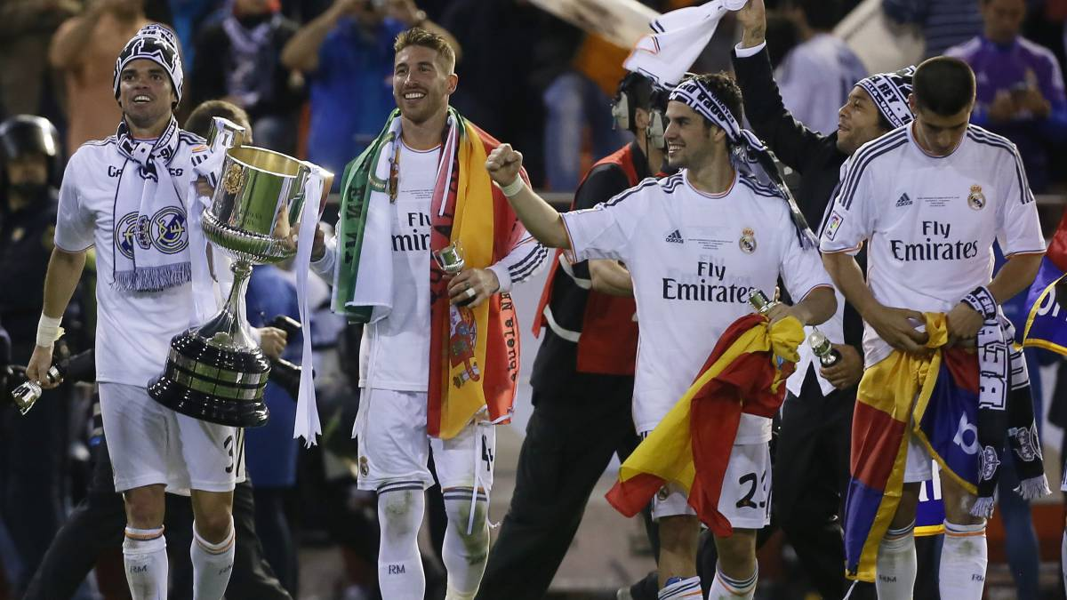 La Copa del Rey, asignatura pendiente del Real Madrid - AS.com