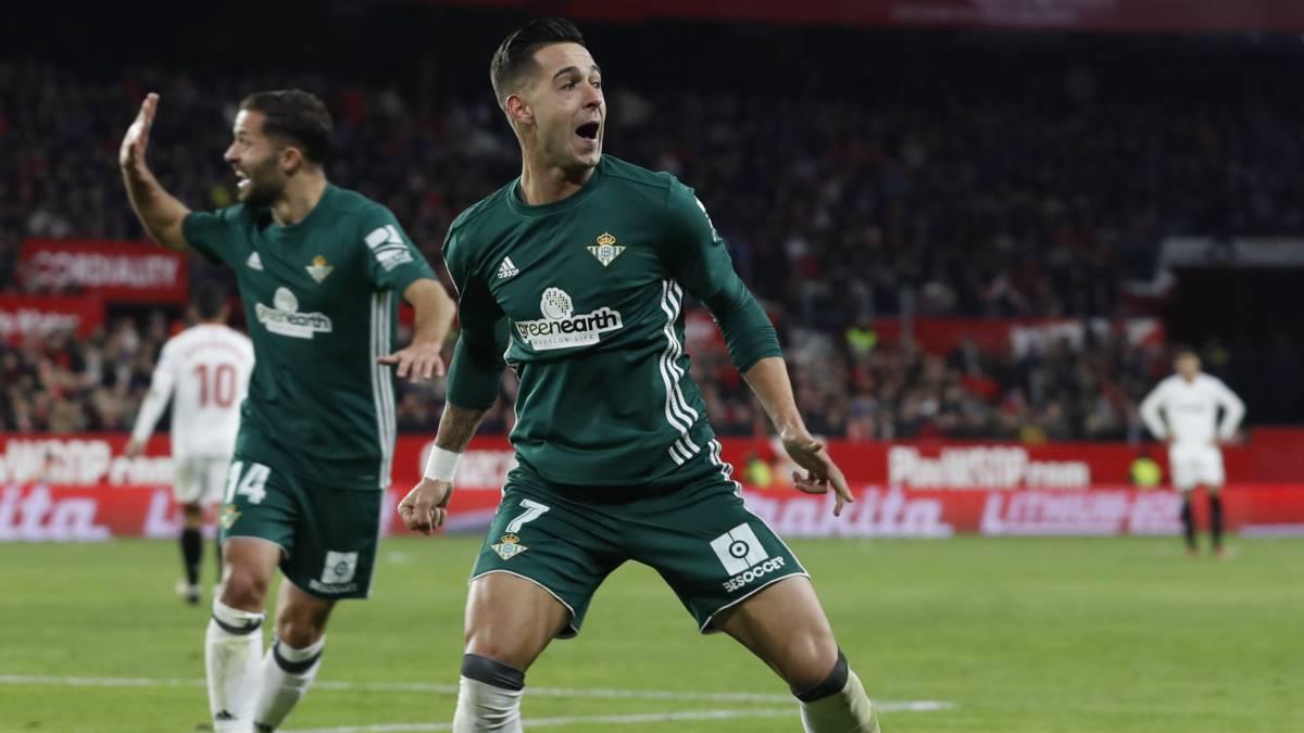 8db01f123 Sevilla 3-5 Betis: resumen, resultado y goles del derbi - AS.com