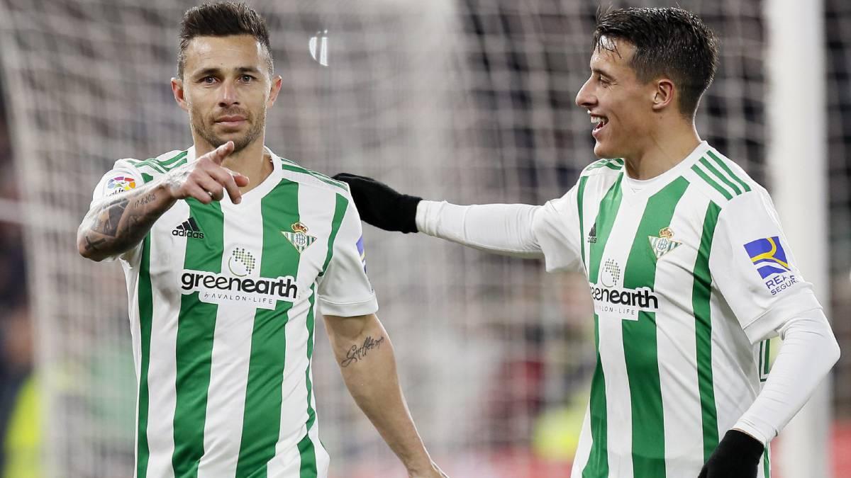 458bbb1e1 Betis 3-2 Leganés: resumen, goles y resultado del partido - AS.com