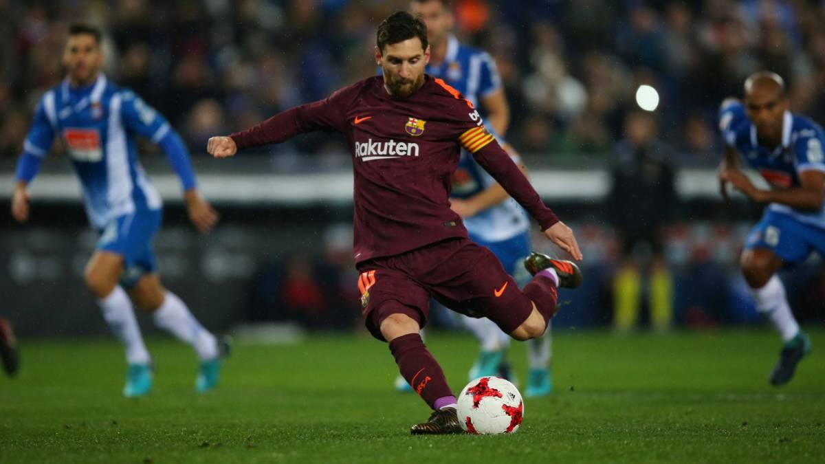último estilo de 2019 moda más deseable última selección Espanyol 1-0 Barcelona: resumen, resultado y gol. Copa del ...