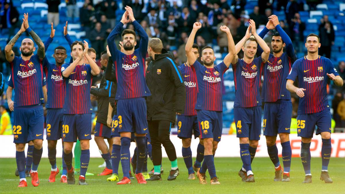 El Barça es el club europeo con los mayores sueldos  gasta al año 65 M€ más  que el Madrid - AS.com 69d58d891f132
