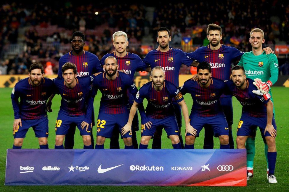 Copa Del Rey Barcelona Valencia Barcelona Valencia En Imágenes Ascom