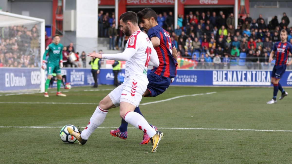 chic clásico precio bajo mejor Huesca 1 - Cultural 0: Resumen, resultado y goles del ...