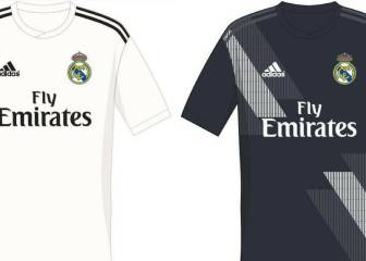 La camiseta del Real Madrid para la temporada 2018-2019 - AS.com 047eb1aafc440