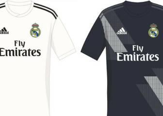 La camiseta del Real Madrid para la temporada 2018-2019 - AS.com 48c078b8d8904