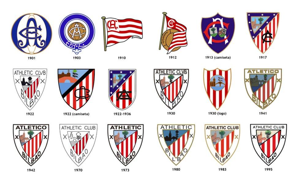 La evolución de los escudos de los equipos de Primera División - AS.com ff75bfca61a3d