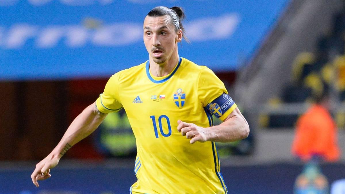 Ibrahimovic abre la puerta a volver con Suecia e ir al Mundial - AS.com