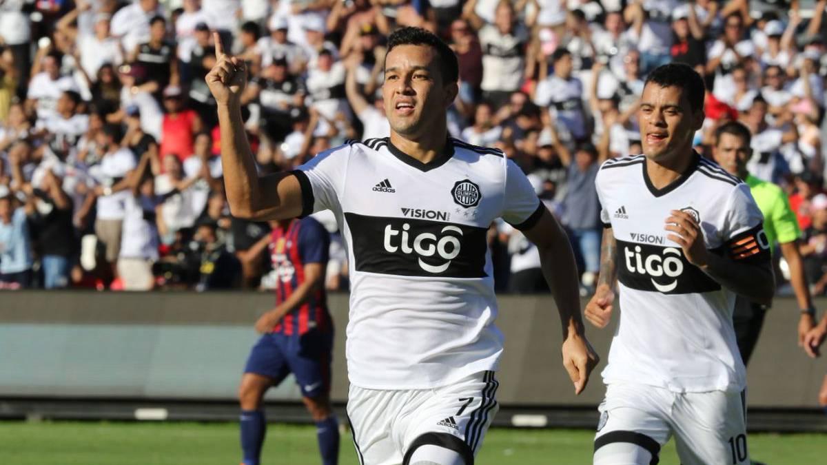 Olimpia 1-0 Cerro Porteño  goles 57c90120e440e