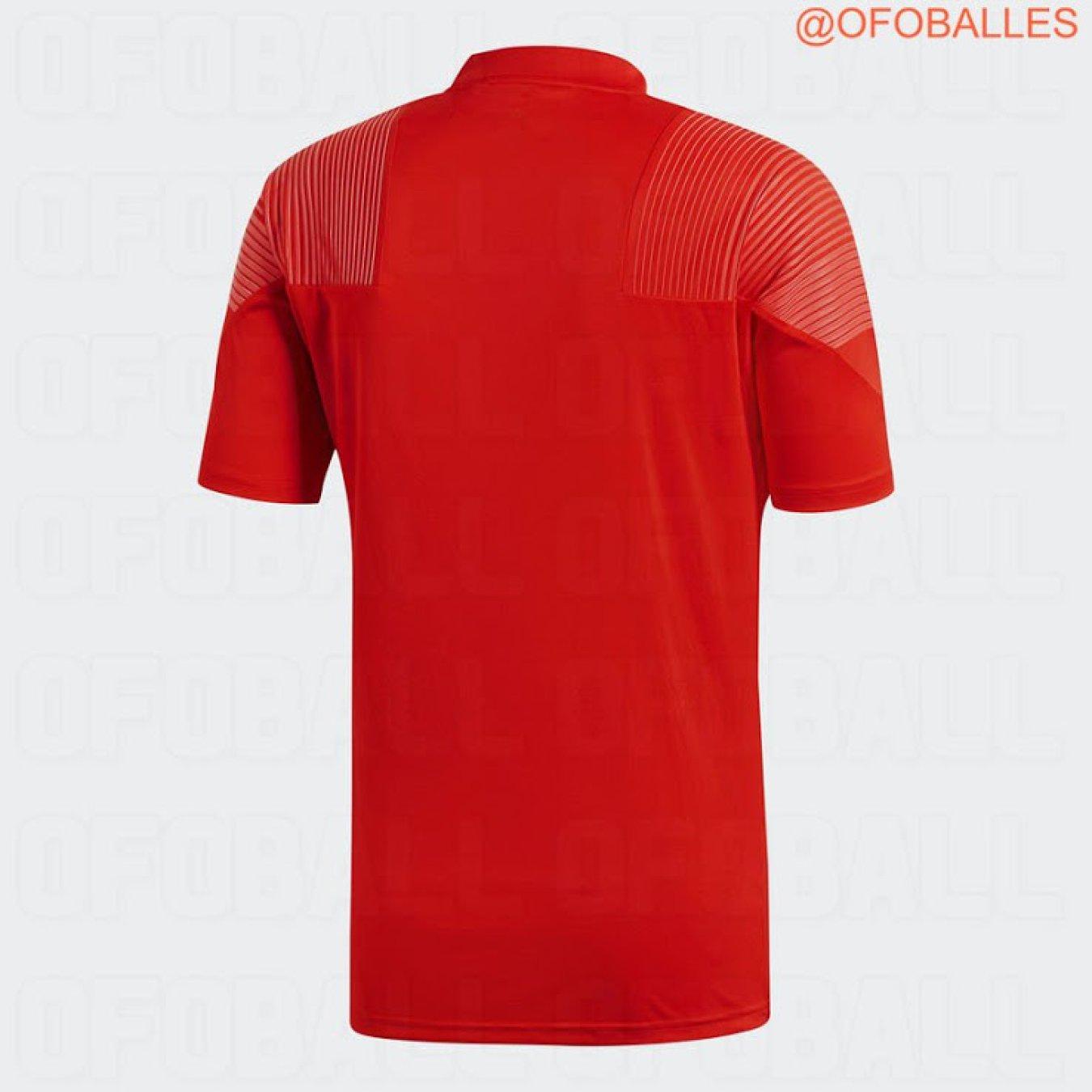 El Madrid vestirá de rojo en Champions la próxima campaña - AS.com 5fae5e52922de