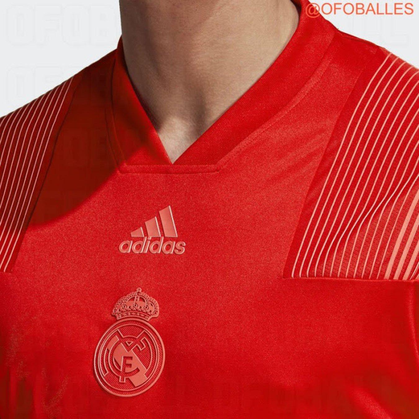 93f9fc360b9ef El Madrid vestirá de rojo en Champions la próxima campaña - AS.com