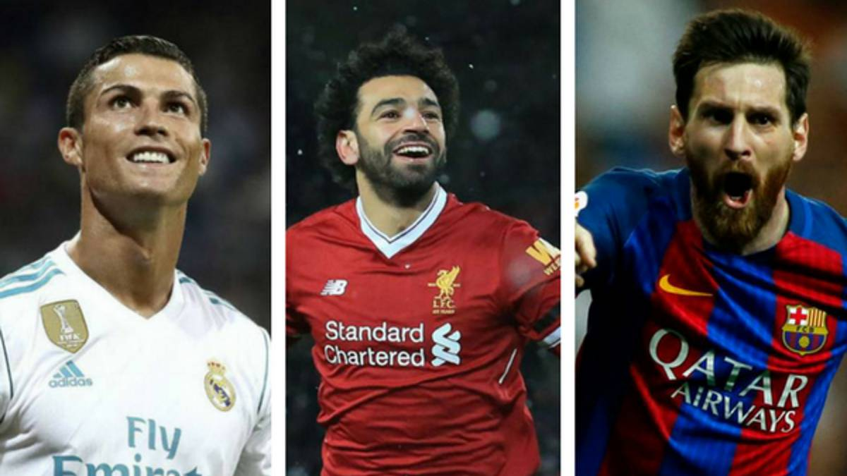 Así está la Bota de Oro tras el gol número 29 de Salah - AS.com 5398a7fc3a8b6