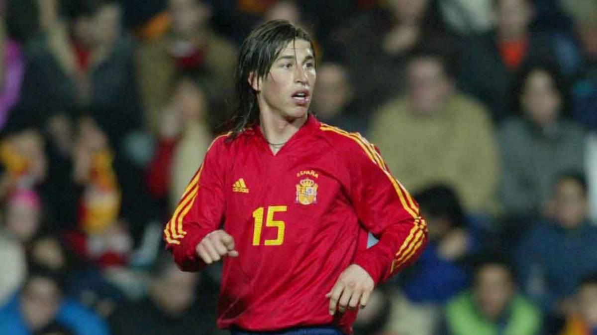 Sergio Ramos cumple esta noche su partido 150 con España - AS.com