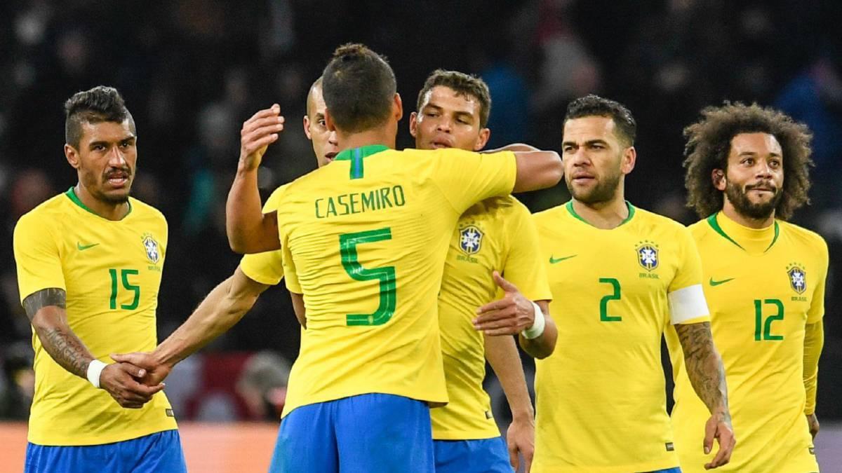 Resultado de imagen para brasil mundial