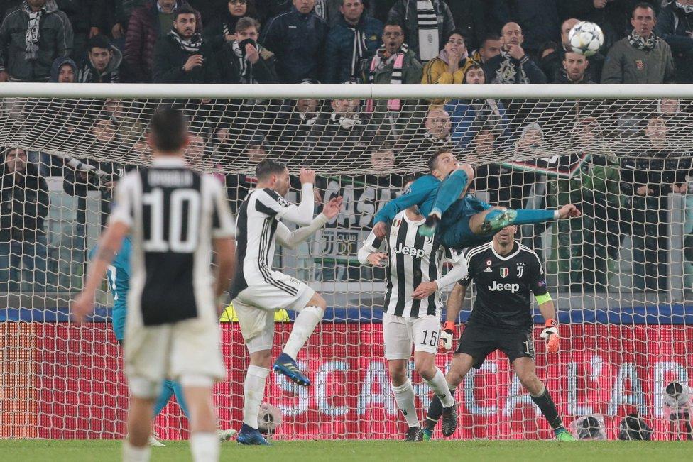 La Chilena De Cristiano Ronaldo En Imágenes Ascom