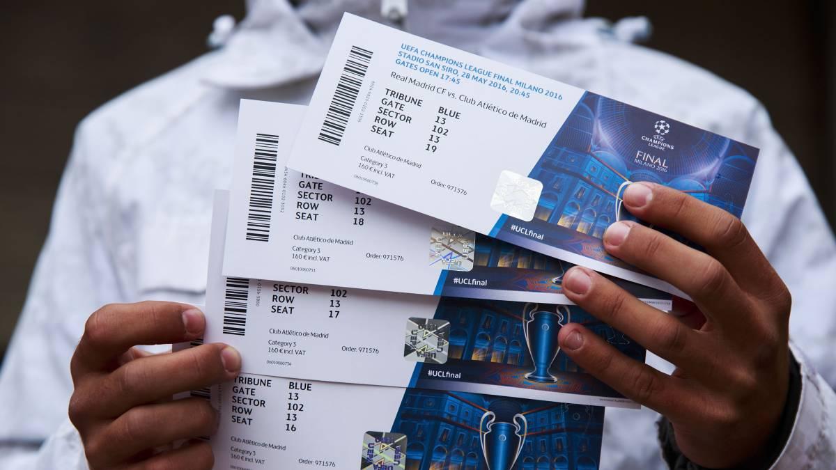 El Madrid Vende Las Entradas Más Caras El Bayern Las Baratas As Com