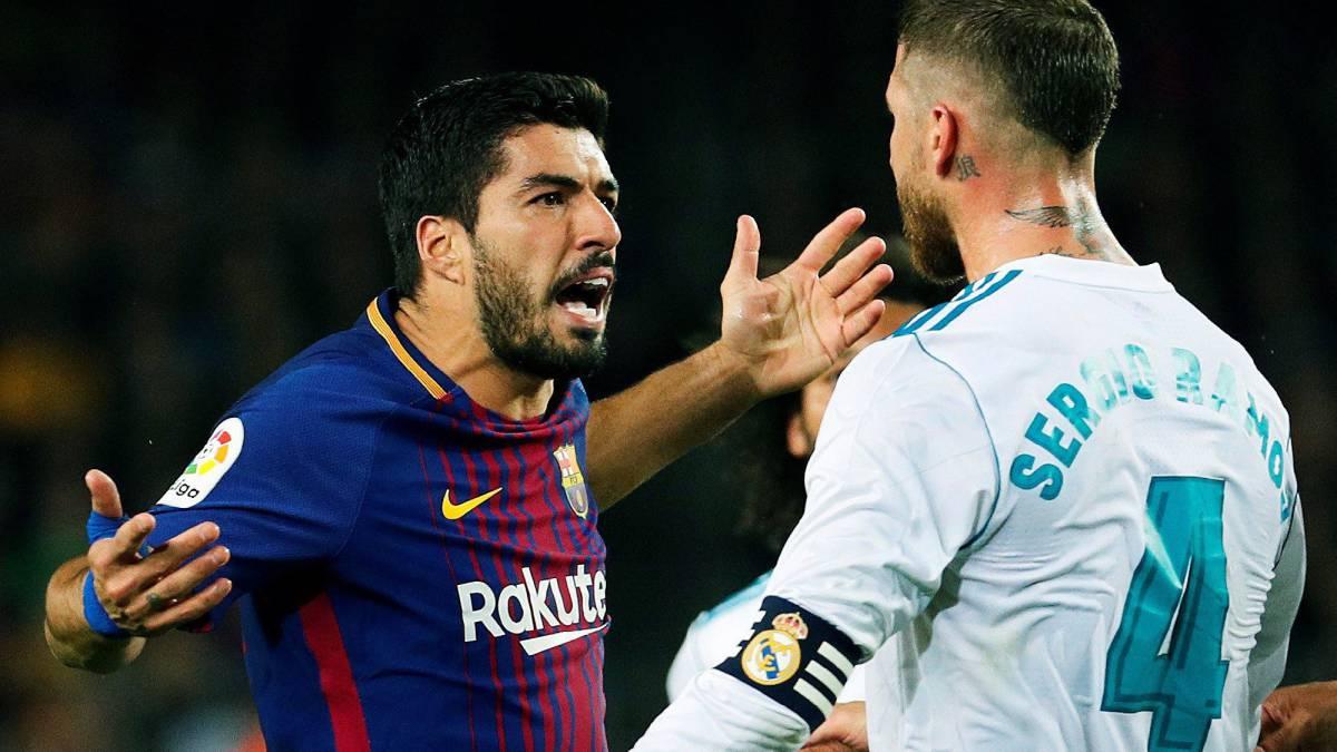 Barcelona 2 2 Real Madrid Resumen Resultado Y Goles As Com