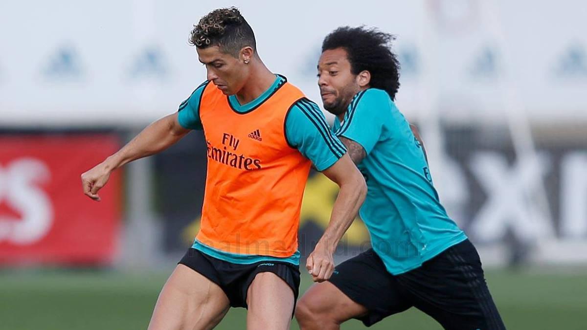 Real Madrid | Tercera sesión de la semana con toda la plantilla ...