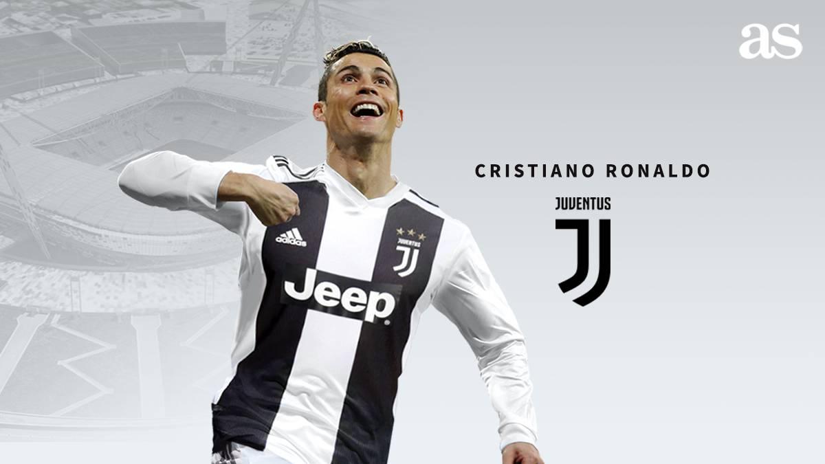 Oficial  Cristiano deja el Madrid y ficha por la Juventus - AS.com 4af2a3ee5aaec