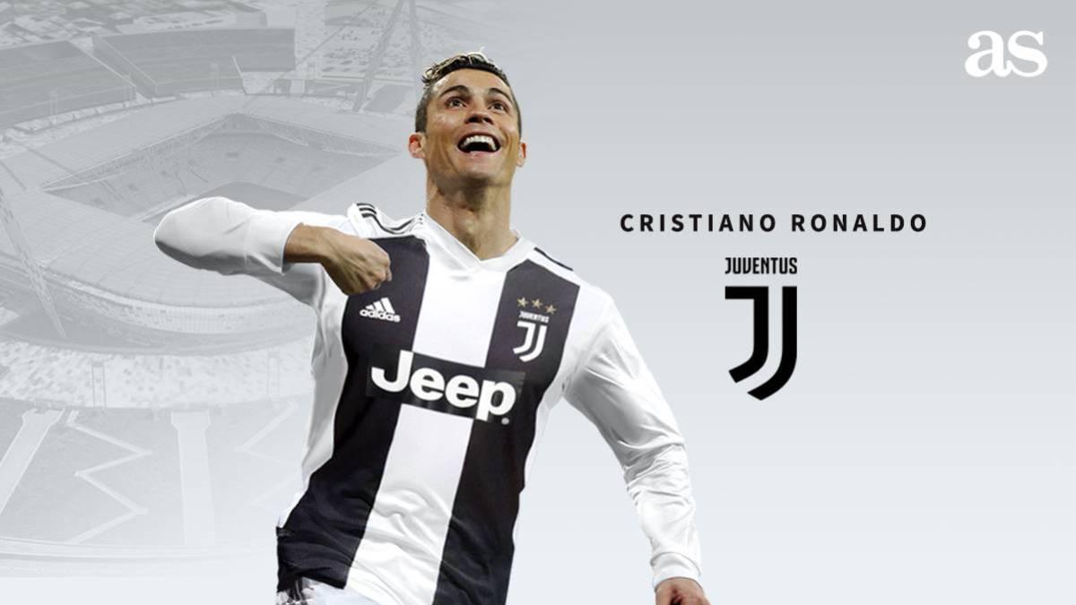 El Real Madrid cierra el traspaso de Cristiano por 105 millones - AS.com 7c48a0a3d7cea