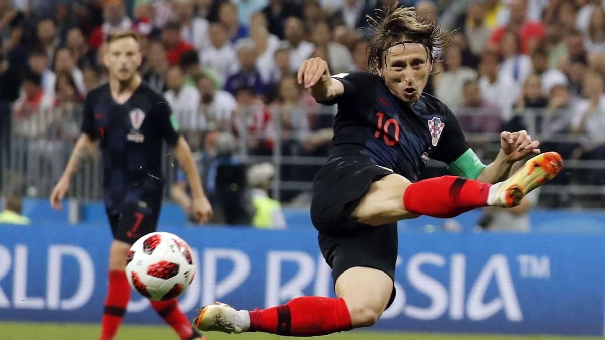 Resultado de imagen para Croacia vs. Inglaterra En Vivo Semifinales Mundial