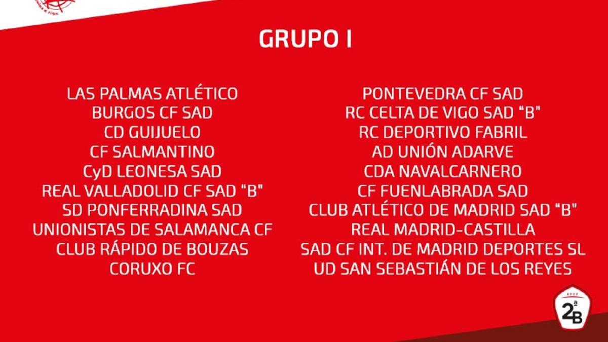 La RFEF aprueba la composición de grupos de Segunda División B - AS.com