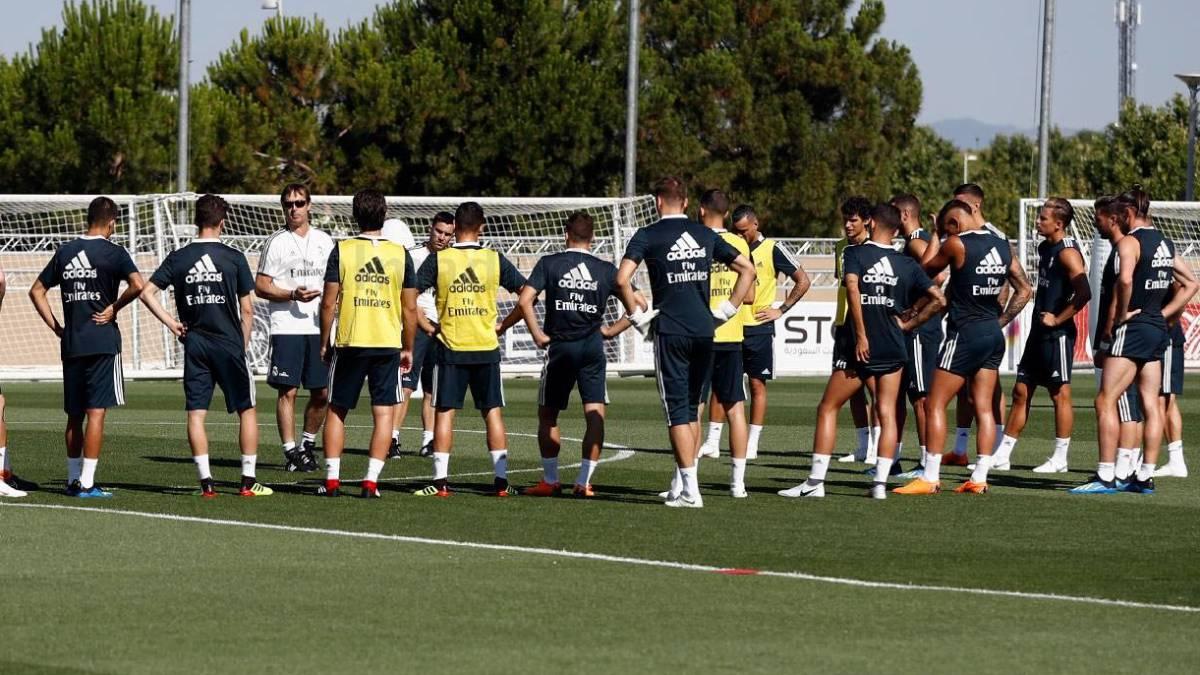 7cdf58ba1 Real Madrid   El plan post Cristiano Ronaldo de Lopetegui: blindar al  equipo - AS.com