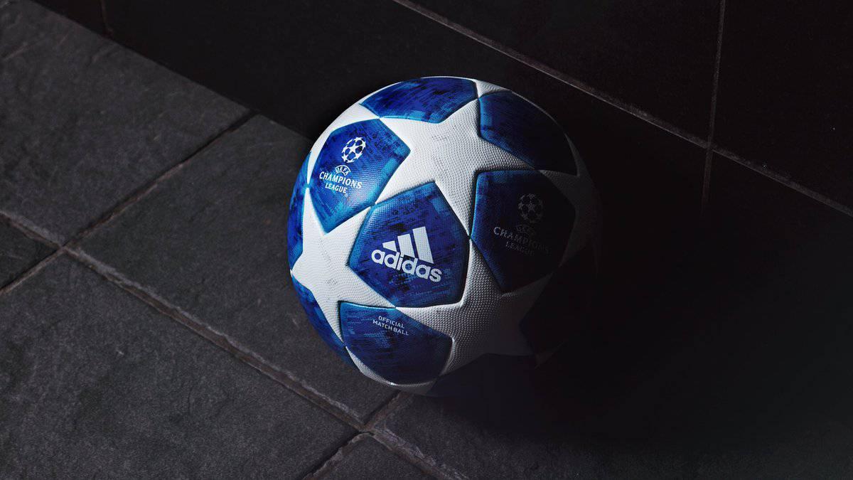 Adidas presenta el nuevo balón para la Champions 2018-2019 - AS.com f2c410a53fd95