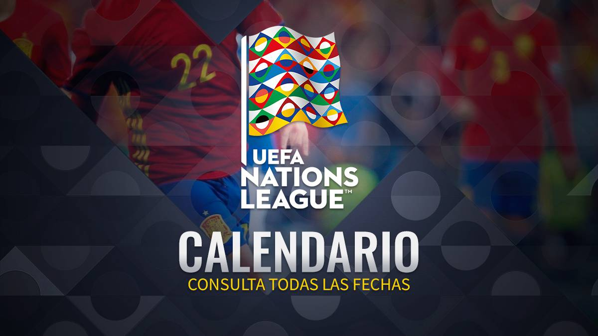 Calendario Uefa Nations League.Uefa Nations League Calendario Programacion Y Jornadas As Com