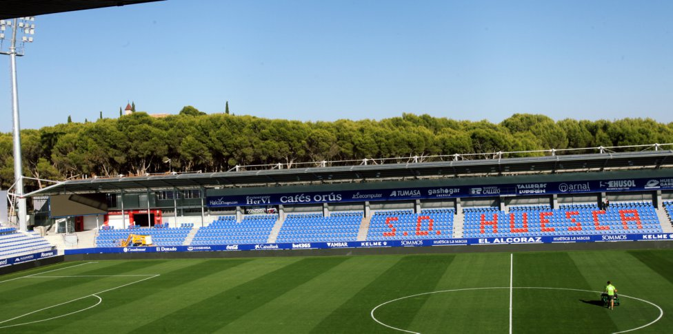 Image result for estadio el alcoraz