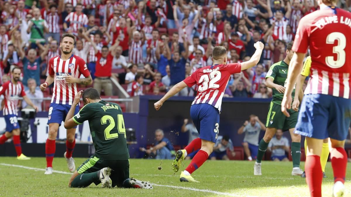Camiseta Atlético de Madrid Borja Garcés