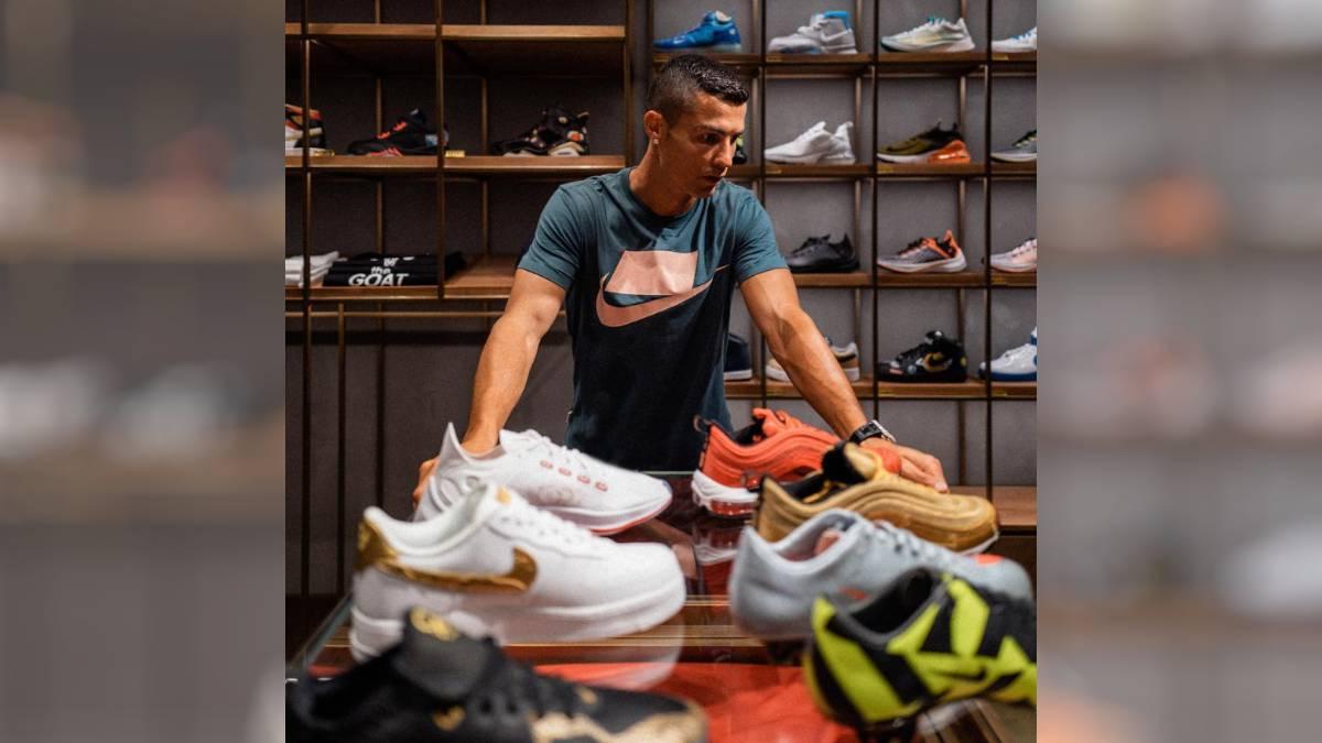 b26f15a27 La relación entre Nike y Cristiano Ronaldo se tambalea - AS.com