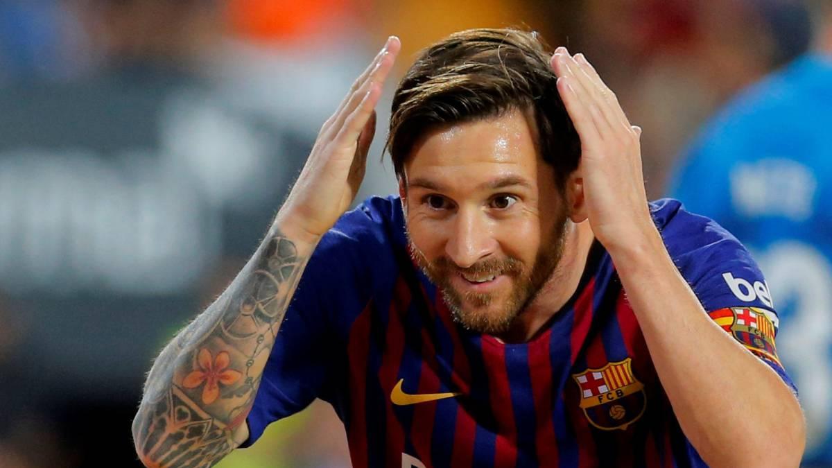 """Lionel Messi, """"involucrado"""" en fiesta sexual"""