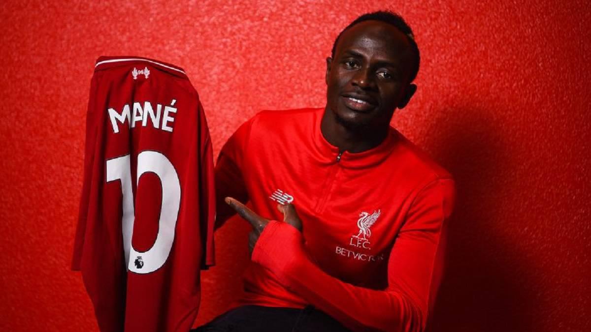 El Liverpool renueva a Mané - AS.com