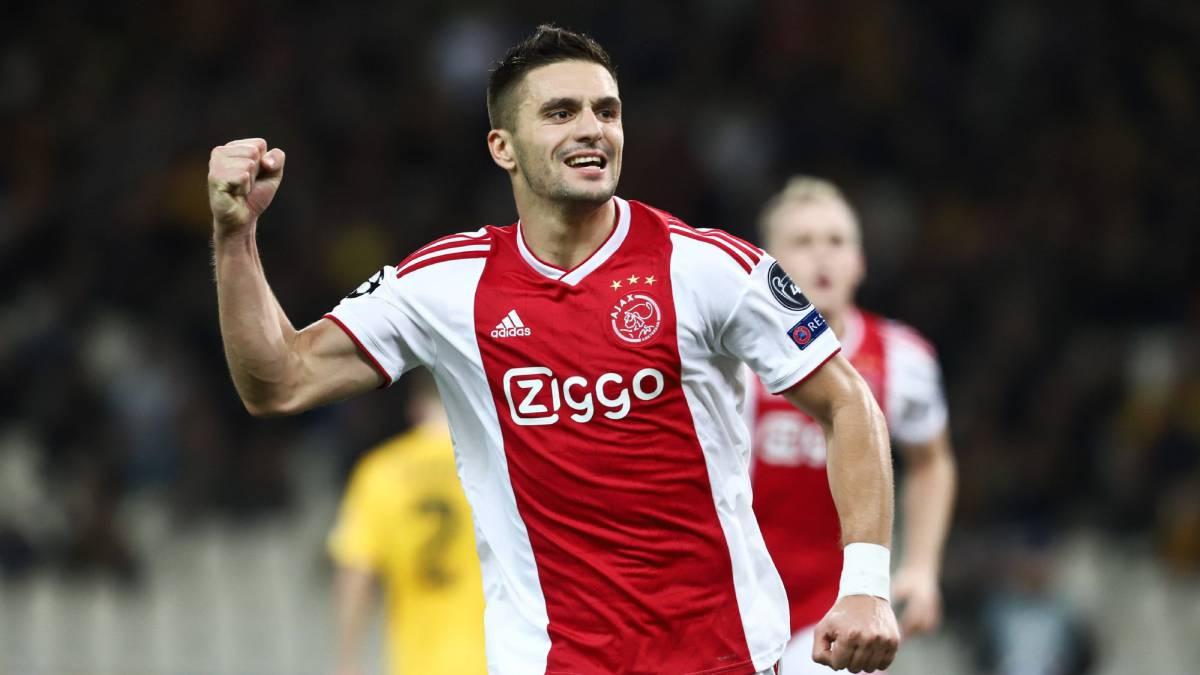 Resumen y goles del AEK Atenas vs. Ajax de la Champions League - AS.com
