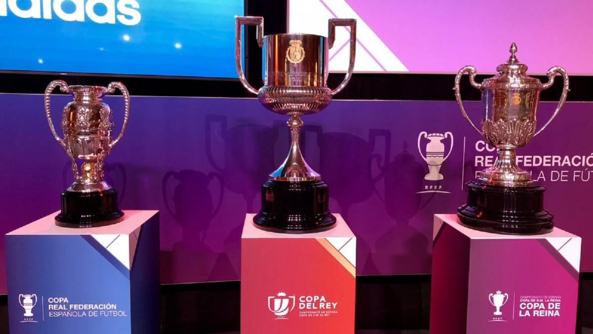 Madrid-Leganés, Levante-Barça y Girona-Atleti, en octavos de Copa ...