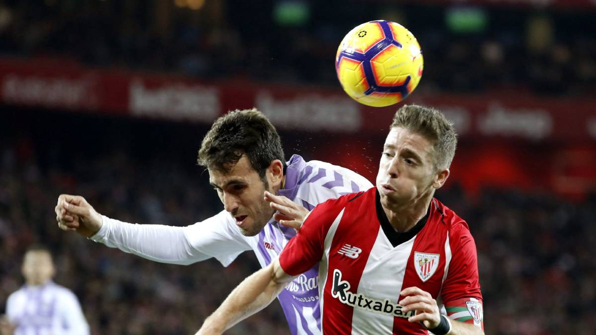 Resumen y goles del Athletic vs. Valladolid de la Liga Santander ... c3b095222d430