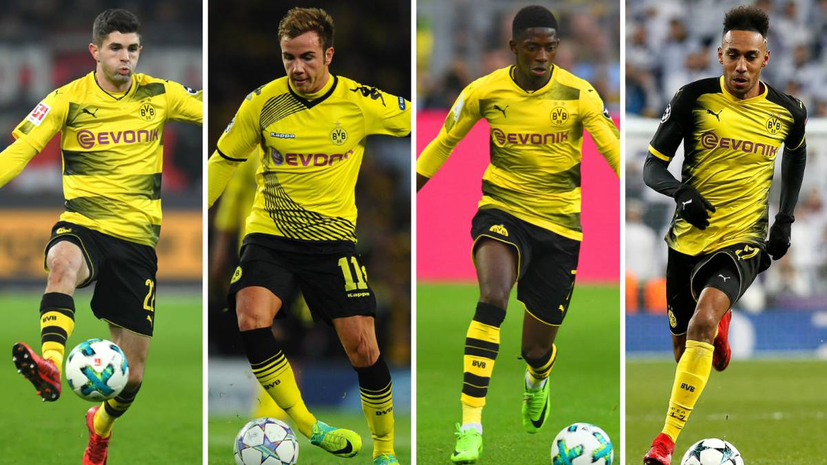 Borussia Dortmund  comprar bien para vender aún mejor - AS.com dc143afba8c7b