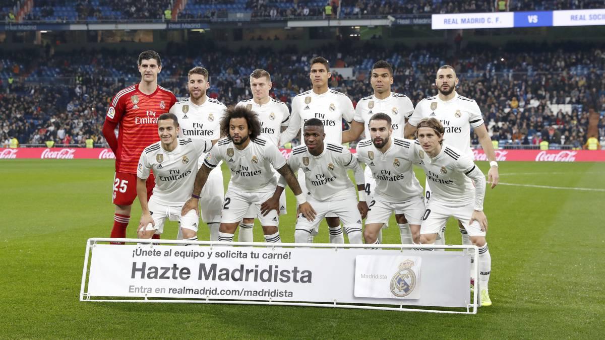 El 1x1 del Real Madrid  Vinicius 22e2953ed85de