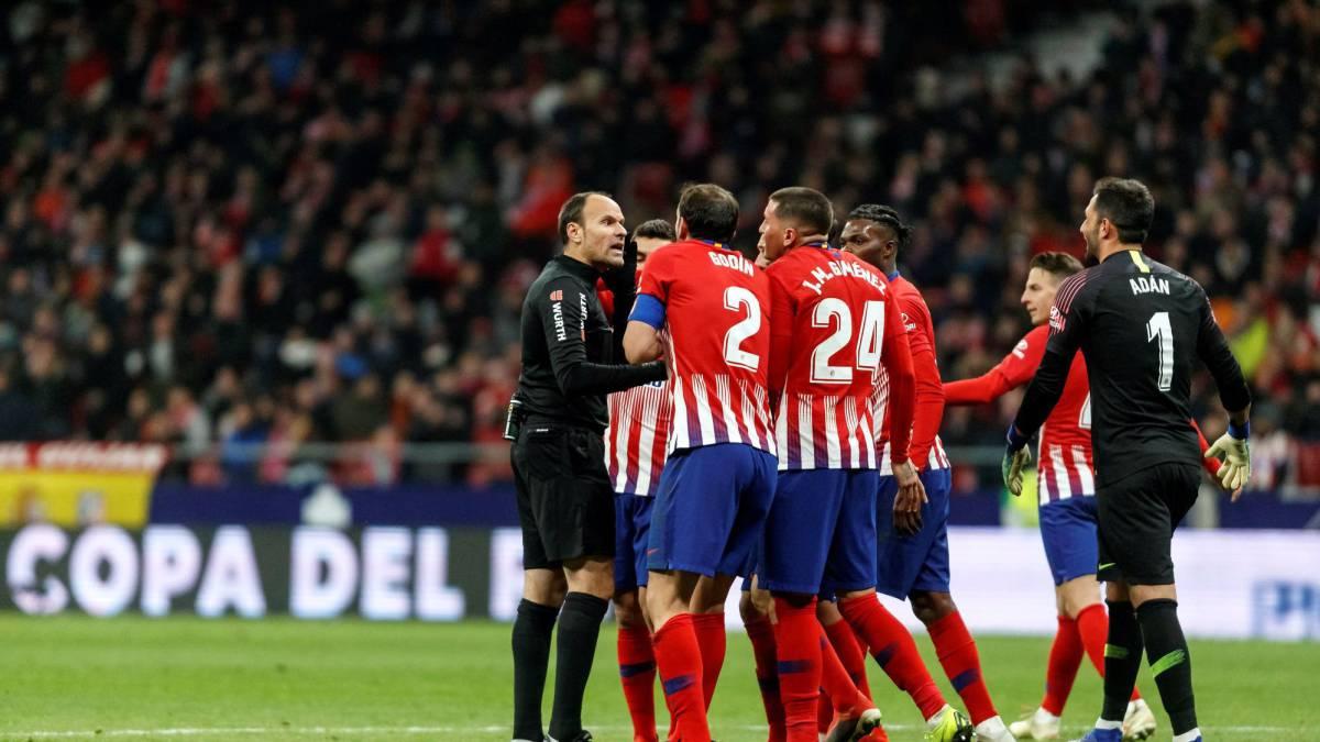 Atlético de Madrid - Girona  0432309d3303b