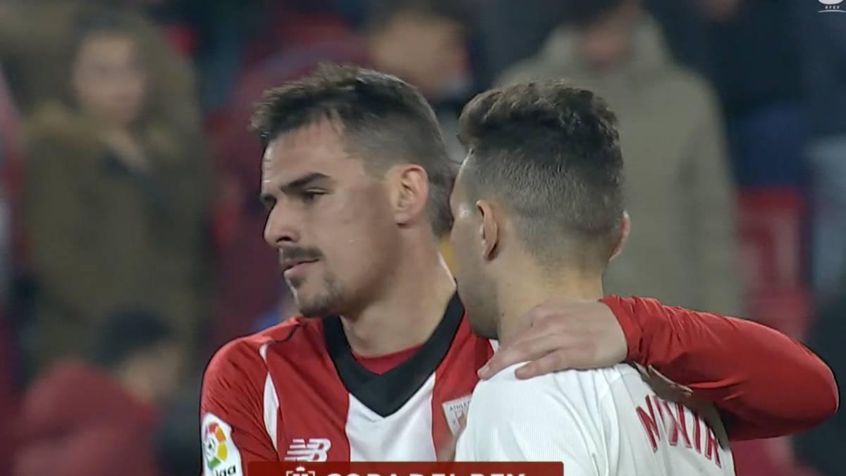 Resumen y gol del Sevilla vs. Athletic de la Copa del Rey - AS.com 381e0f843d0fe