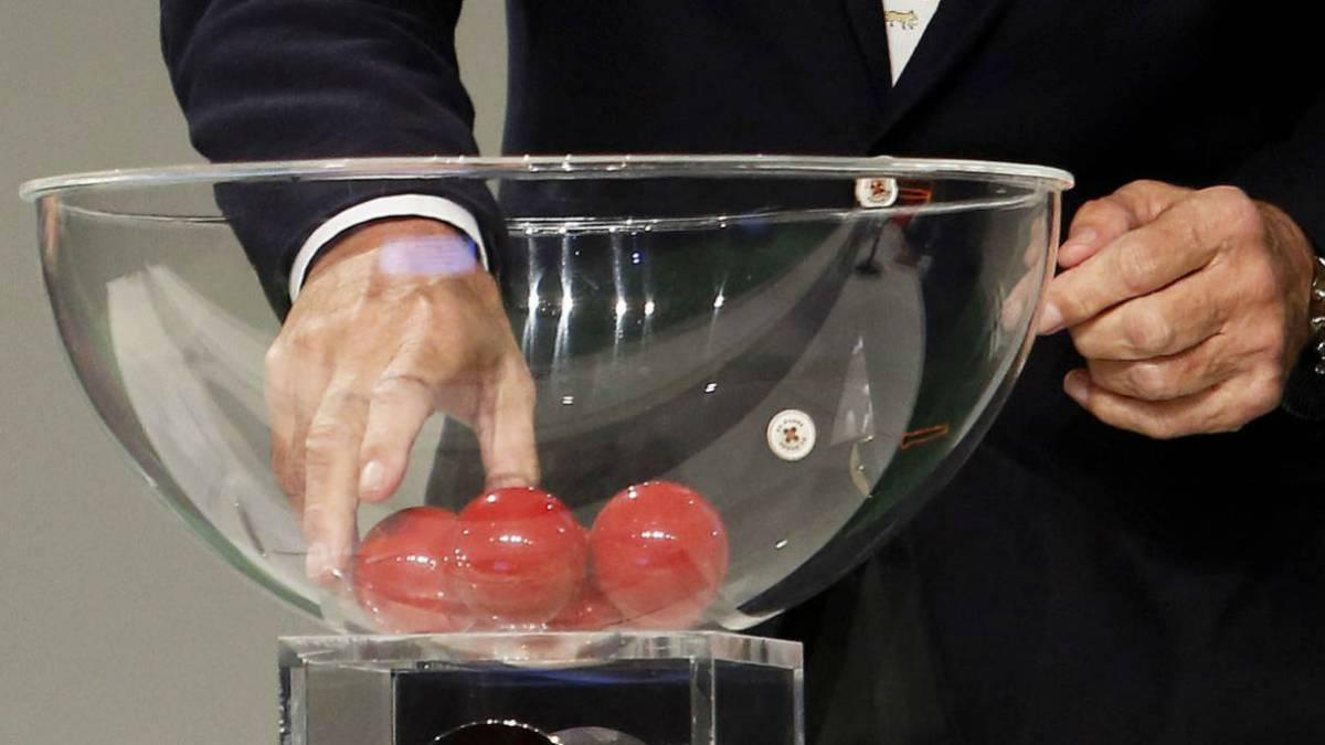 Así fue el Sorteo de cuartos de final de Copa del Rey - AS.com