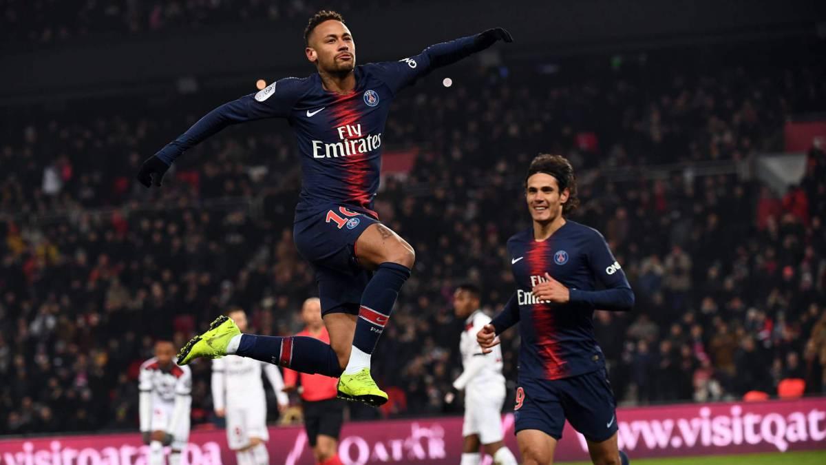 Resumen y goles del PSG vs Guingamp de la Ligue 1 - AS.com d7fdbfb745dd4