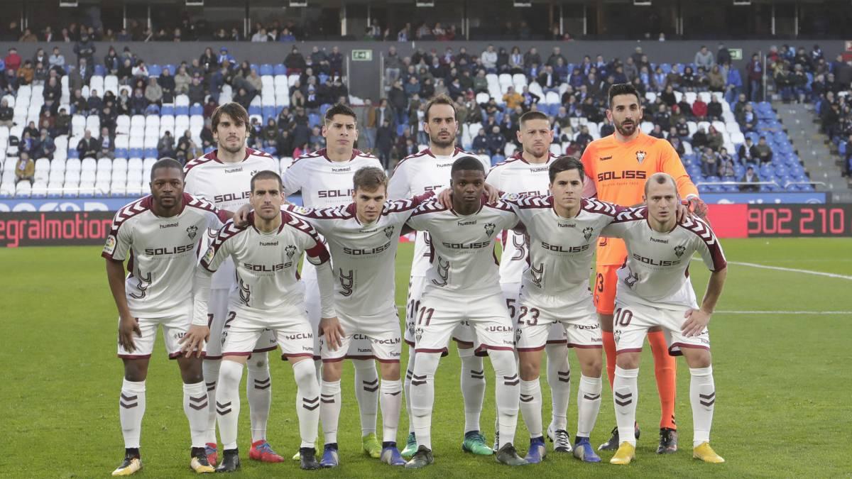 Albacete Balompie Calendario.Oficial Laliga Y La Rfef Suspenden El Albacete Reus As Com