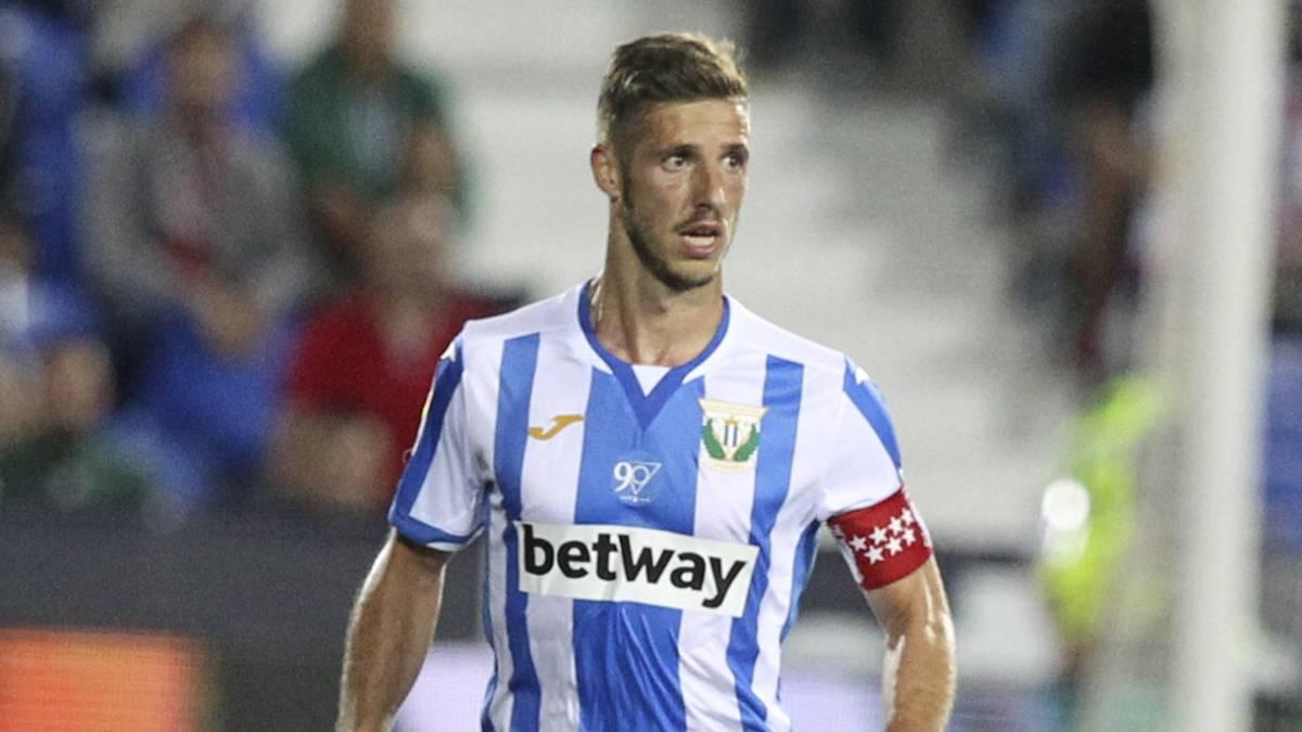 Rubén Pérez sigue fuera y Nyom es duda con el Leganés - AS.com