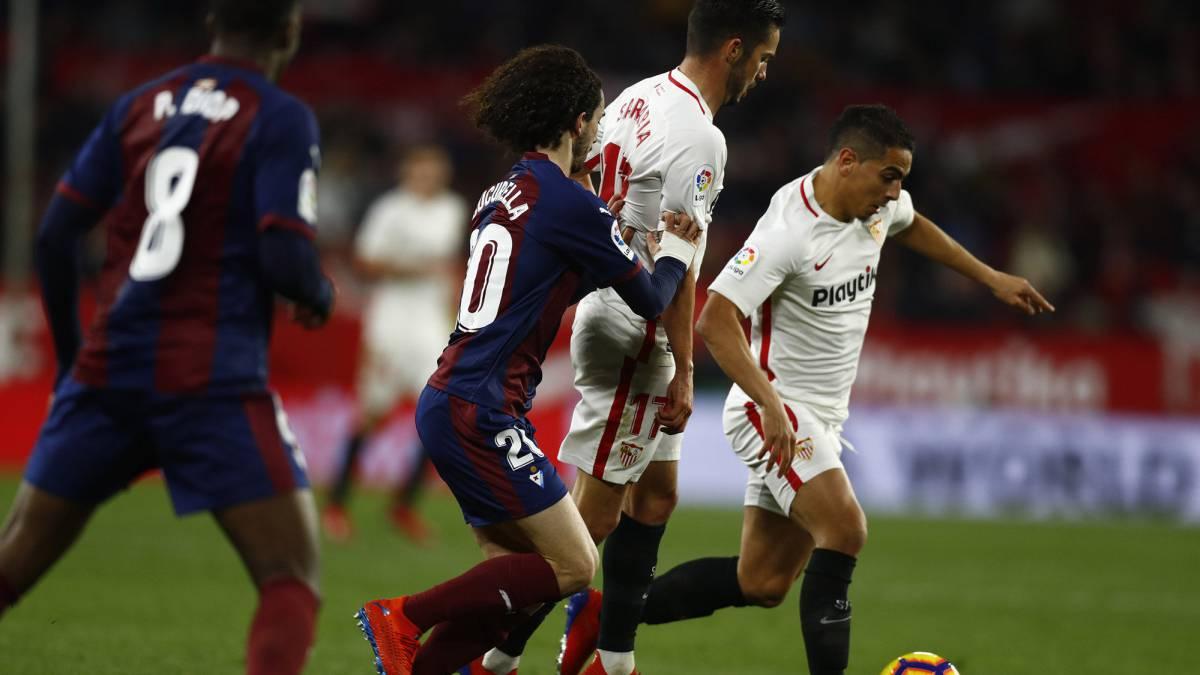 3874a602ec901 El Sevilla se inventa un empate - AS.com