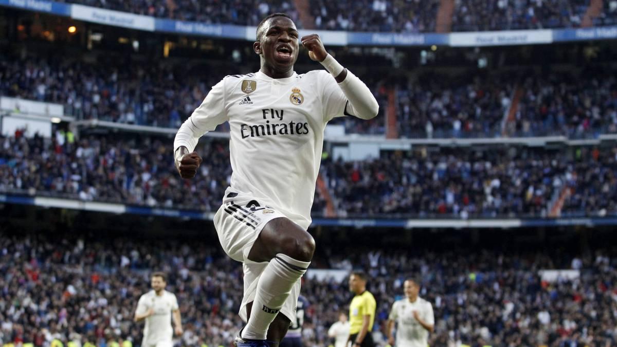 Real Madrid  Vinicius  números de líder - AS.com 39ba80162e370