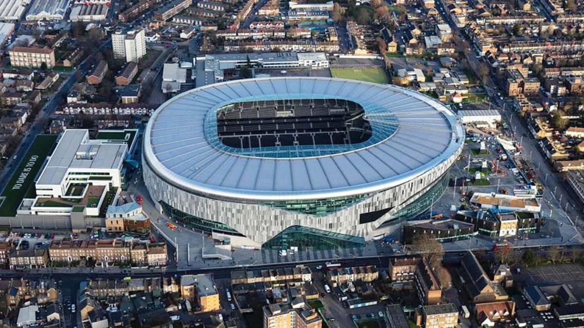 Tottenham Jugara Los Cuartos De Champions En Su Nuevo Estadio As Com